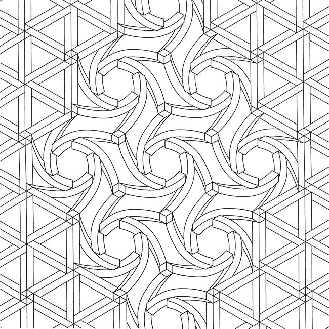 Welcome to Dover Publications Infinite Coloring Dazzling