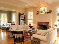farmhouse living room decorating ideas | Related Post from ...