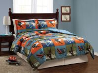 Boys quilt | Ultimate Sports Bedding for the Ultimate ...
