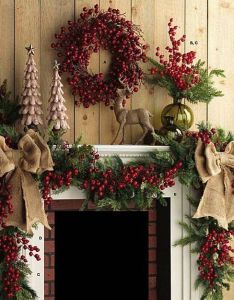 absolutely fabulous christmas mantel decorating ideas key home decor examples to spruce up the place pinterest