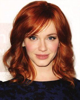 Medium Red Hair LOVE This Colour I'd Even Consider Dying My