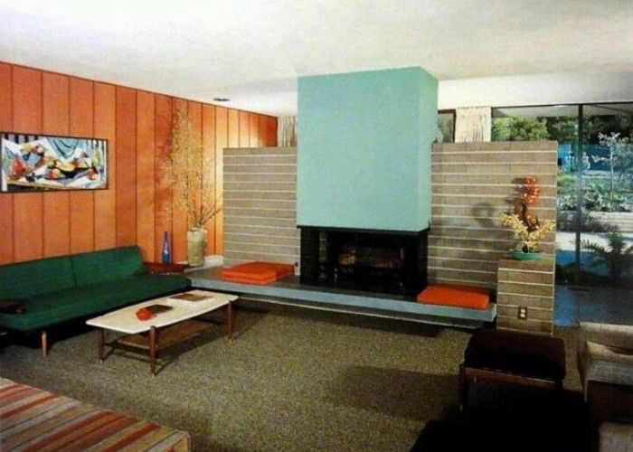 Mid century home modern midcentury also do you remember  booth