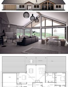 Modern house plan to family also stijl te strak lekker licht door veel ramen rh pinterest