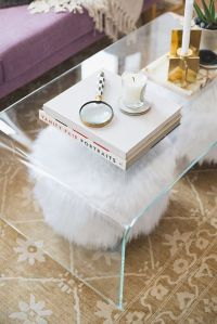Magazine Acrylic Coffee Table | Lucite coffee tables ...