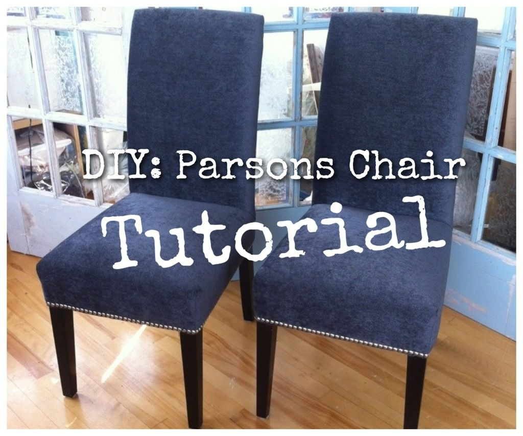 diy how to reupholster a sofa aloworld indonesia teak sets re upholster your parsons dining chairs tips from