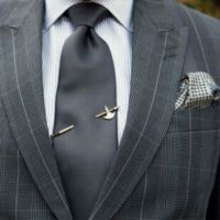 hicock axe tie pin...well, D would like this one ...