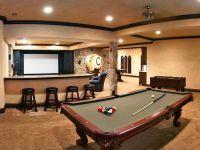 Solving Basement Design Problems | Pool games, Pool table ...