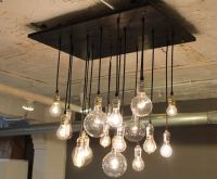 industrial lighting Industrial Style Chandelier modern ...