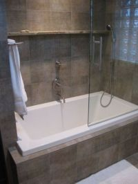 Beautiful Soaking Tub Shower Combo Throughout Jacuzzi Tub