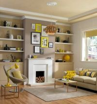 wall shelving units for living room - Google Search | Home ...