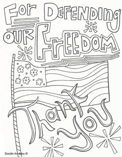 Veterans Day Free Coloring sheet. #veteransday (November