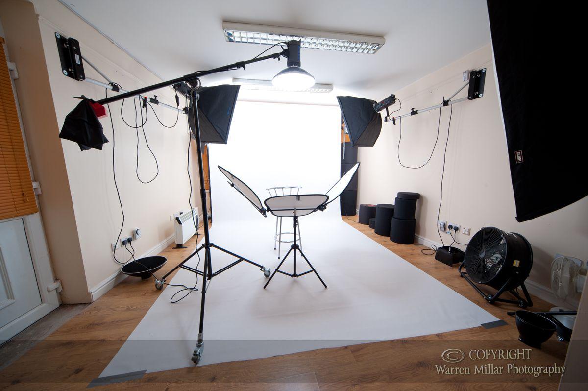 Short Lighting Setup