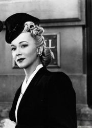 1940's hat fashion http 1940s-hairstyles