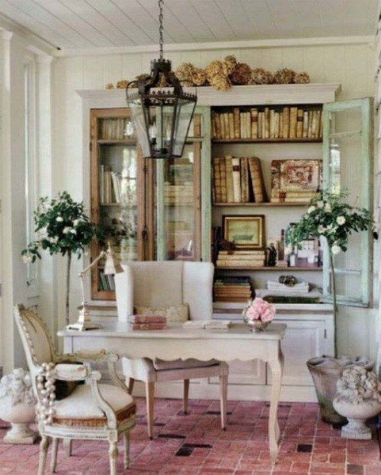 45 Charming Vintage Home Offices DigsDigs FAVORITE PLACES