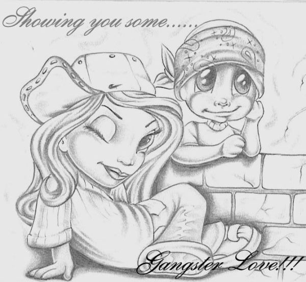 20 Cholo Couple Coloring Page Ideas And Designs
