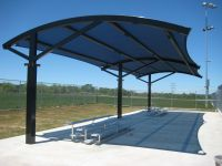 Canopy Fabric Shade Structures, Patio Shade Structures ...