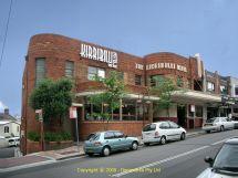 Sydney Art Deco Heritage Kiribilli Hotel