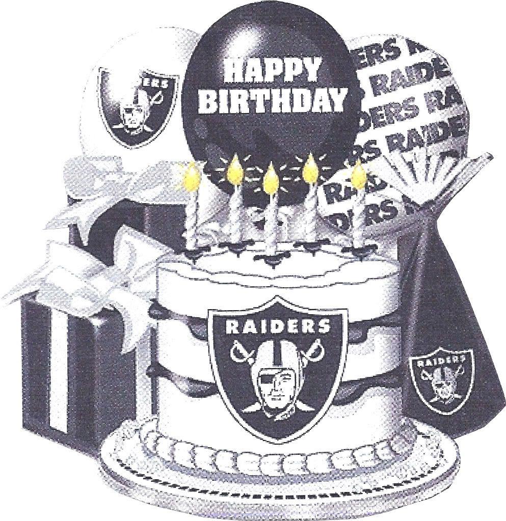Oakland Happy Birthday Memes Raiders