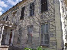 Historic Haunted Magnolia Hotel Seguin Texas