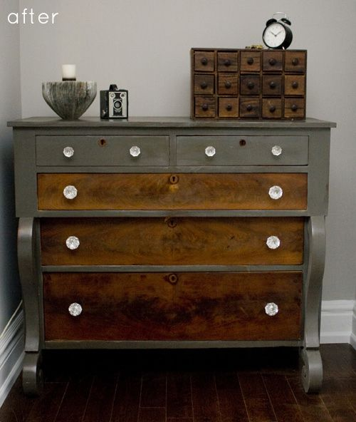 Best 25 Two toned dresser ideas on Pinterest  Two tone furniture Two tone dresser and