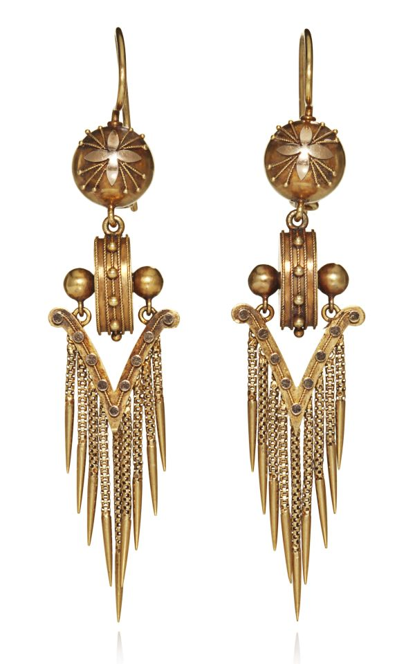 Jewelry History Etruscan Revival Antique Jewellery Jewel And Ancient