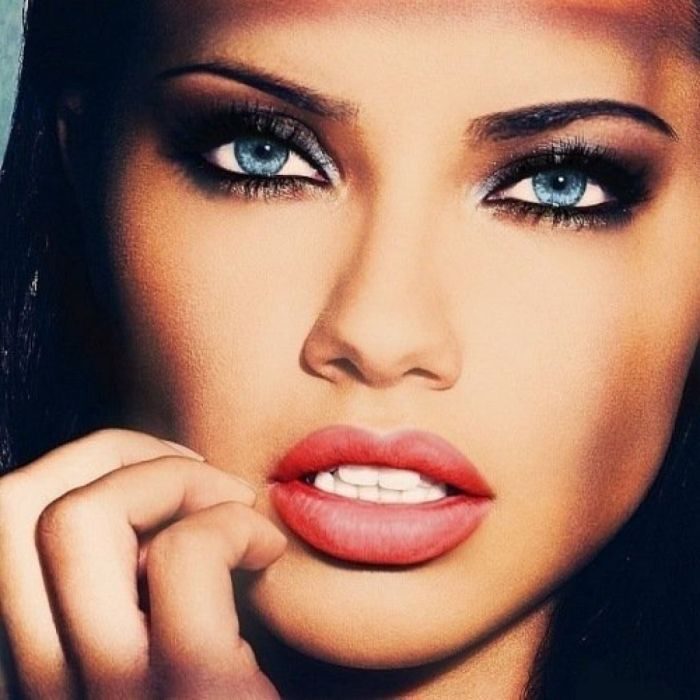 Ideas Previousnext Makeup For Blue Eyes Brown Hair Google Search Inspiration And