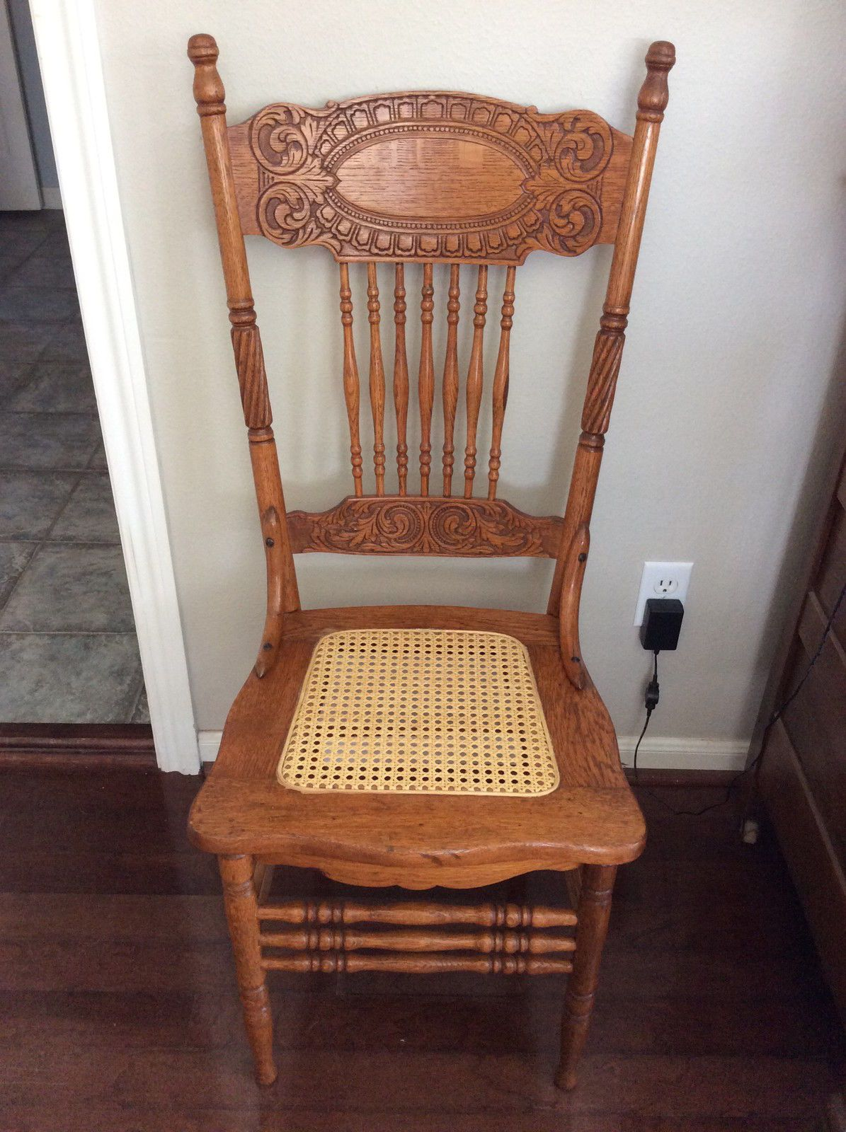 antique cane chairs dining chair covers kmart australia seat furniture