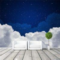 Night sky Photo Wallpaper Galaxy wallpaper Custom 3D ...