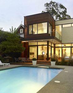 House also superkul split beautiful homes pinterest roof design rh