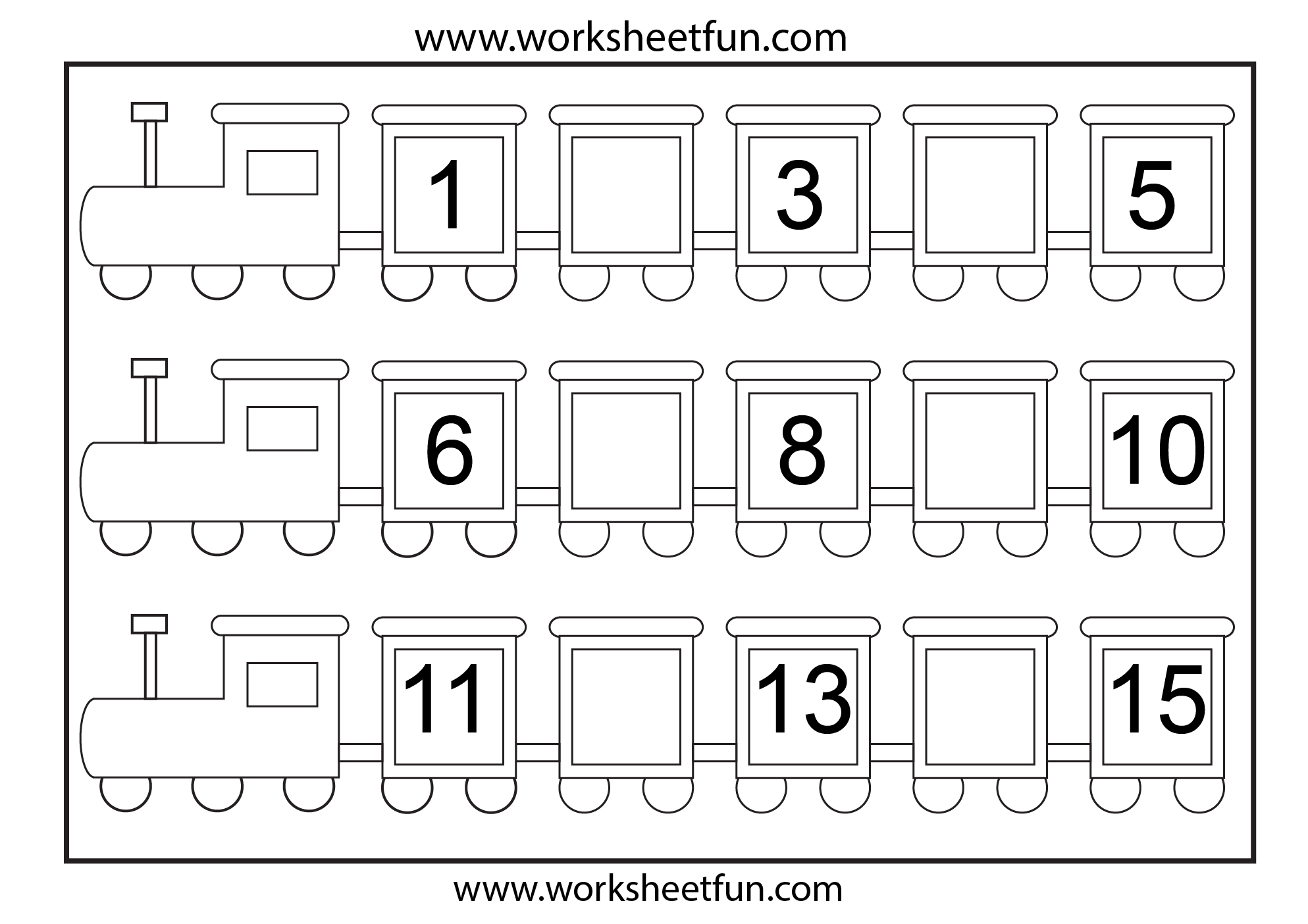 Preschool Worksheets / FREE Printable Worksheets