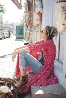 Hippie Gypsy Boho Chic Outfits