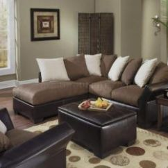Suede Living Room Furniture Rooms With Dark Brown Leather Http