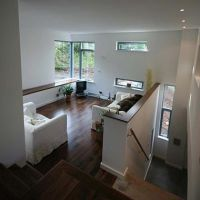 Like this split level house | Interior | Pinterest | House ...