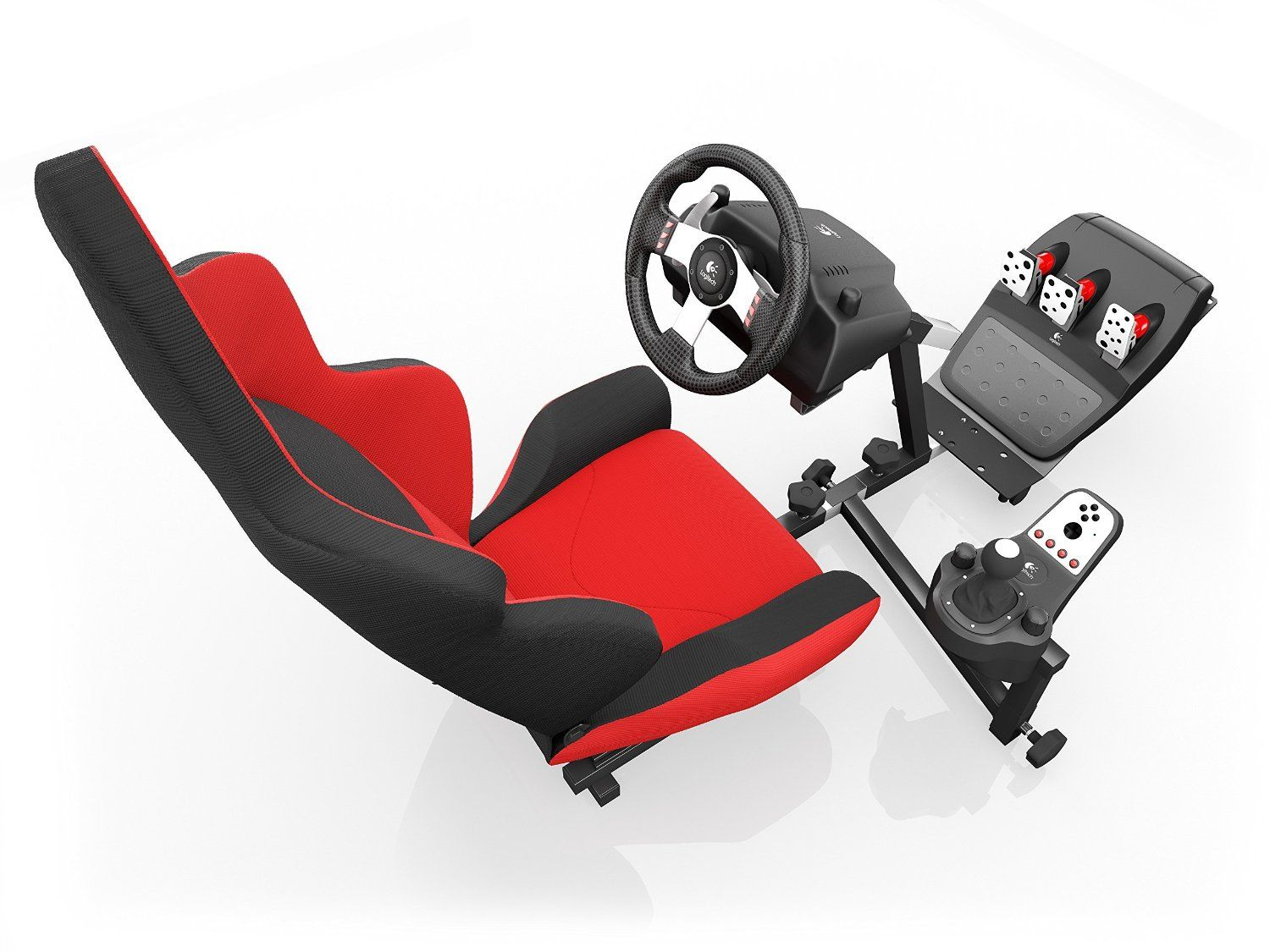 driving simulator chair accent chairs overstock openwheeler advanced racing seat gaming