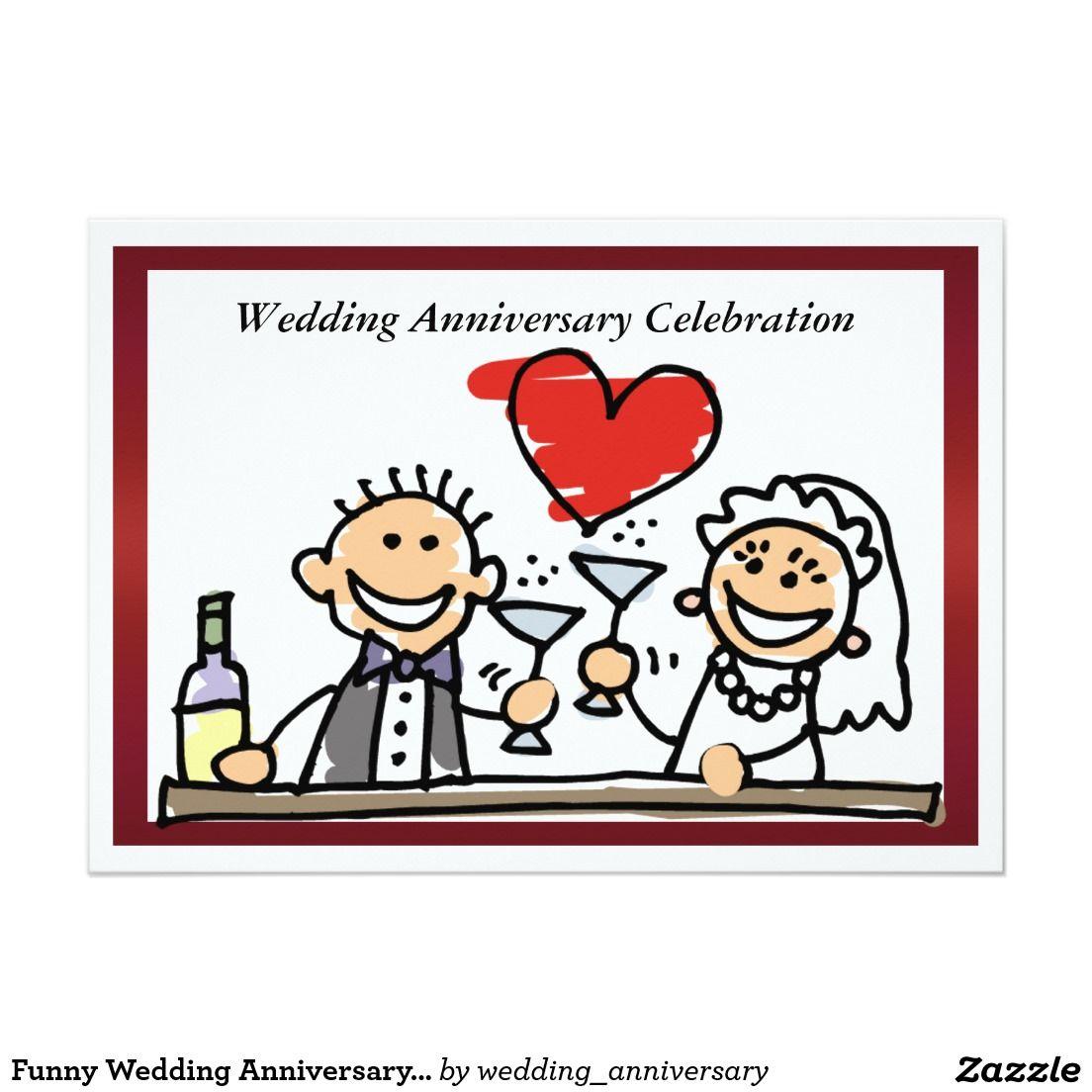 Funny Wedding Anniversary Cards