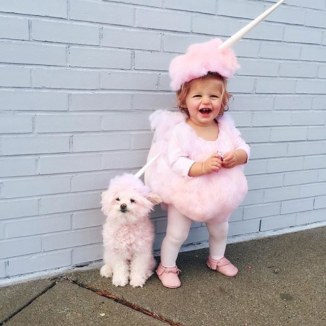 Cotton Candy #FPCostume