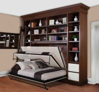 Low Cost Small Bedroom Storage Ideas | Home designs ...
