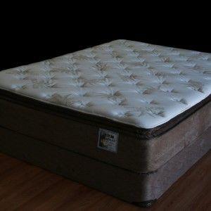 The Capri Visco Pillow Top Mattress Offers Best Quality In Memory Foam Mattresses