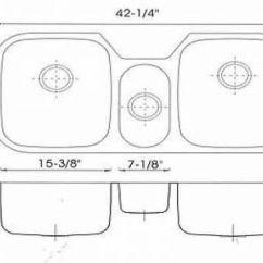 Standard Size Kitchen Sink Free Standing Counter Unit Http Rjdhcartedecriserca Info