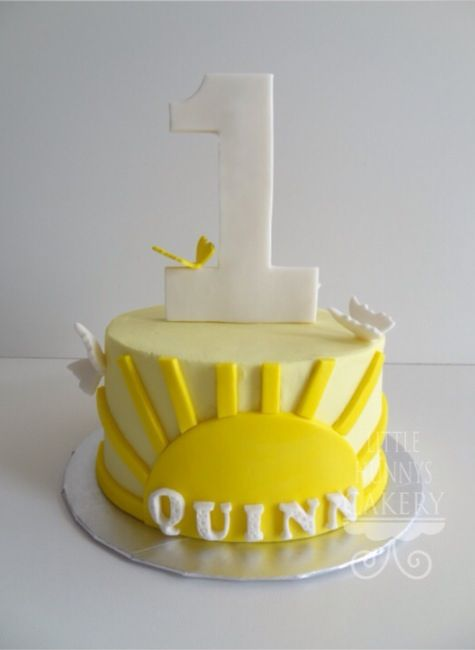 Pinterest Baby Shower Cakes Are Sunshine My You