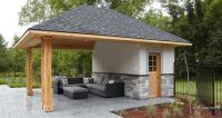 outdoor pool house cabana | Backyard | Pinterest | Pool ...