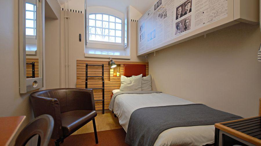 3.- Hotel Långholmen, Estocolmo, Suecia