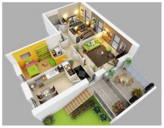 casas planos modernas dentro ak0 vu sur