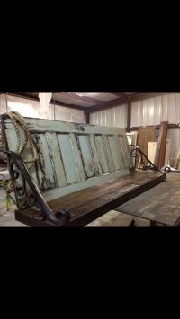 Great Projects Using Old Doors | Porch swings, Old doors ...