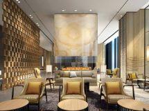 Design Hotel Lobby Lounge