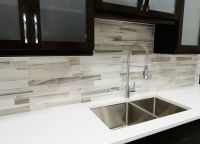 75 Kitchen Backsplash Ideas for 2018 (Tile, Glass, Metal ...