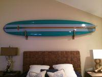 Compact Wood Surfboard Wall Rack - StoreYourBoard.com ...