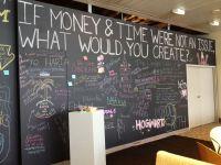 cool chalkboard ideas