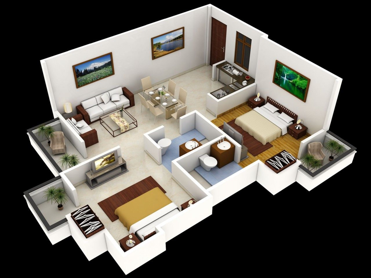 Comely Designing A House Innovation Hot Small House Design Ideas