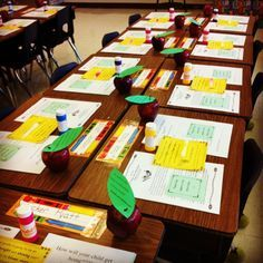 The Blog Of A Third Grade Teacher Many Room Prep And Open House